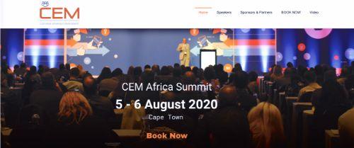 Customer Experience Management (CEM) Africa Summit