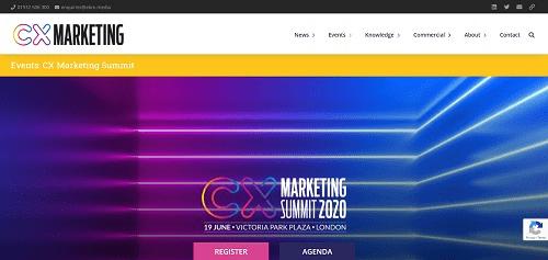 CX Marketing Summit 2020