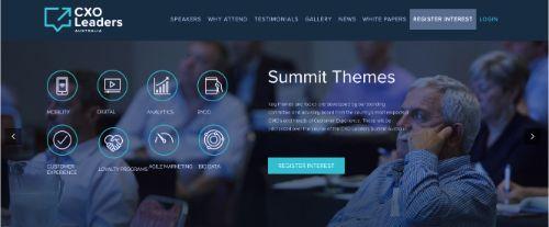 CXO Leaders Summit Australia