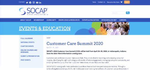Customer Care Summit