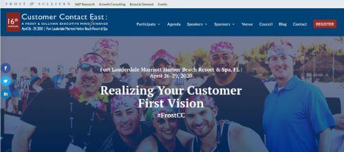 Customer Contact East