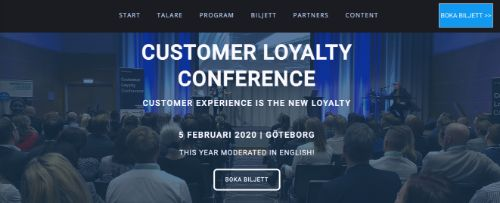 Customer Loyalty Conference