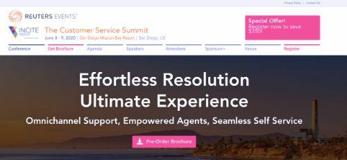 Customer Service Summit West