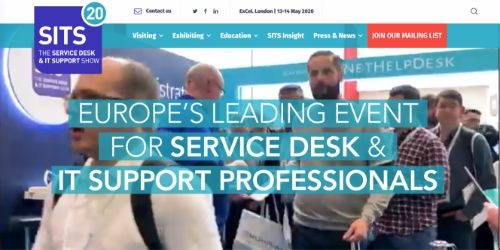 The Service Desk & IT Support Show (SITS)