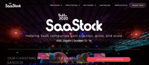 SaaStock Dublin