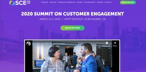 Summit on Customer Engagement
