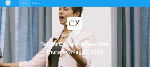TaskUs CX Summit