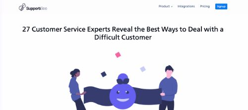 27 Customer Service Experts Reveal the Best Ways to Deal with a Difficult Customer