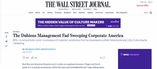 The Dubious Management Fad Sweeping Corporate America