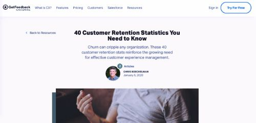 40 Customer Retention Statistics You Need to Know