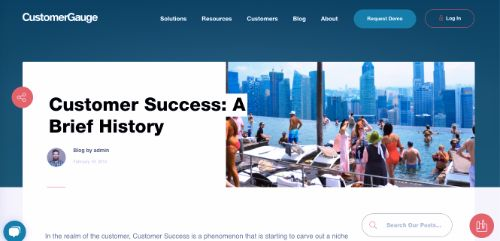 Customer Success: A Brief History