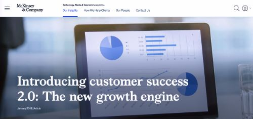 Introducing customer success 2.0: The new growth engine