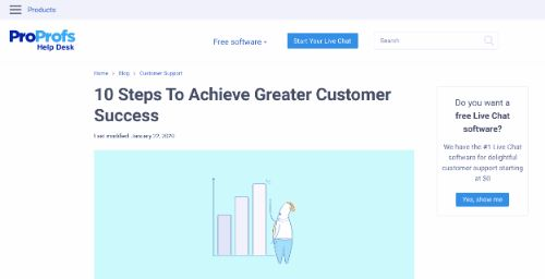 10 Steps To Achieve Greater Customer Success